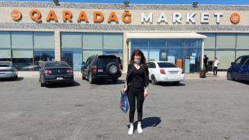 Возбуждено уголовное дело в отношении больной коронавирусом, работающей продавшицей в маркете в Баку