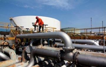 Украина накопила в подземных хранилищах рекордные объемы газа