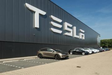 Tesla продаст акции на сумму около $5 млрд