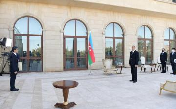 President Ilham Aliyev received credentials of incoming Japan ambassador