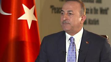 Mövlud Çavuşoğlu Azərbaycan Prezidenti İlham Əliyevə təşəkkür edib