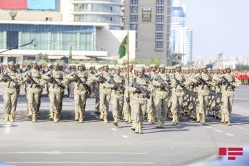 В следующем году из бюджета планируется выделить около 4 млрд манатов на оборону и национальную безопасность