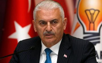Binali Yildirim contracts coronavirus