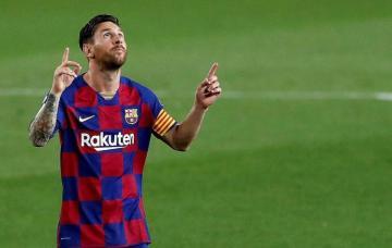 Месси заявил, что остается в «Барселоне»