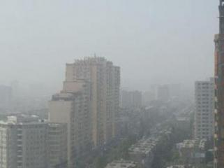 Dust fog in Baku and Absheron observed