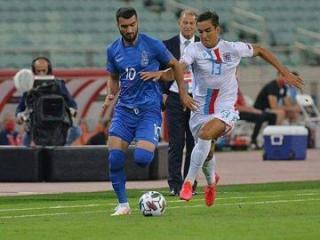 Махир Эмрели отстранен из состава сборной Азербайджана