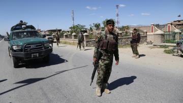 В Афганистане минимум пять детей погибли при попадании ракеты в дом