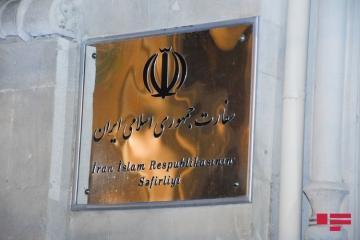 Посольство Ирана распространило заявление в связи с сообщениями о доставке оружия в Армению черезКПП Нордуз
