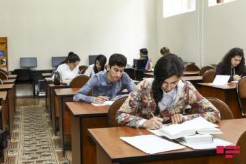 Обнародовано число студентов, сменивших учебные заведения в прошлом году в Азербайджане