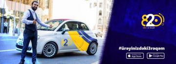 820 taxi-courier service starts functioning in Baku