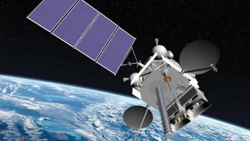 Российский спутник «Экспресс-80» получил повреждения