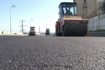 AZN 2.2 mln. allocated for repair of road of local importance in Azerbaijan's Gazakh