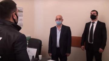 Бывший начальник отдела МИД обратился в суд в связи с изменением решения о мере пресечения