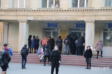 В Азербайджане определены требования по входу-выходу в учебные заведения в период особого карантина