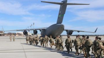 Трамп объявил о сокращении американских войск в Ираке и Афганистане