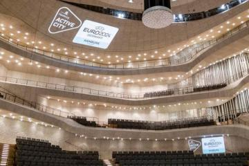 Обнародовано место проведения жеребьевки чемпионата Европы
