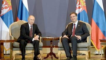 Putin Zaxarovanın paylaşımına görə Serbiya prezidentindən üzr istəyib