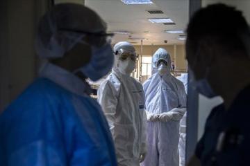 В Турции за сутки умерли 56 пациентов с коронавирусом