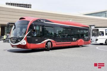 В Баку, Сумгайыте и Абшероне приостанавливается работа общественного транспорта