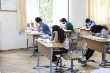 Обнародованы результаты выпускных экзаменов, проведенных 10 сентября