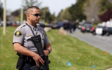Kaliforniyada 2 polis zabiti güllələnib