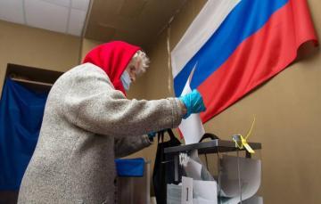 В России проходит единый день голосования
