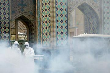 İranda koronavirusdan ölənlərin sayı 23157 nəfərə çatıb