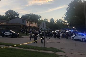 В Канаде произошла стрельба с участием полиции