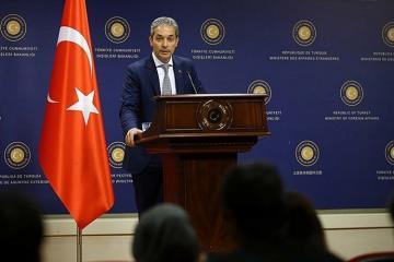 Türkiyə XİN: ABŞ Şərqi Aralıq dənizi bölgəsində gərginliyi artırır