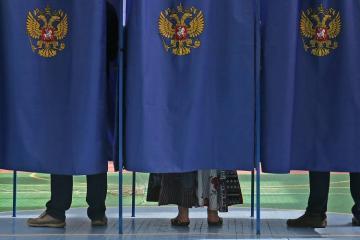 Rusiyada vahid səsvermə günü başa çatıb