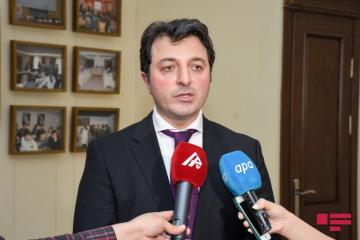 Interview of Tural Ganjaliyev published on Moldova's prestigious website