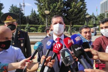 Посол: Поддержка Азербайджаном позиции Турции в связи с Восточным Средиземноморьем придает Турции силу