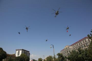 Авиационные средства ВВС Азербайджана и Турции совершили совместные полеты над городом Гянджа - [color=red]ФОТО[/color] - [color=red]ВИДЕО[/color]