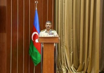 Azerbaijani Defense Minister orders to immediately suppress possible provocations of Armenia