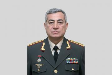 Вагиф Ахундов награжден орденом «Шохрат»