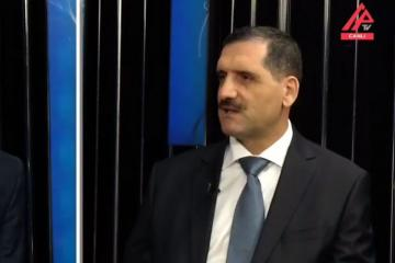Turkish Ambassador to Azerbaijan Erkan Ozoral is - [color=red]ON AIR[/color]