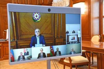 Состоялось очередное заседание Наблюдательного совета Азербайджанского инвестиционного холдинга