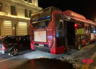 Агентство: Сообщения о возгорании автобуса не соответствуют действительности - [color=red]ФОТО[/color]