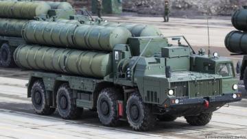 Приобретенные Турцией у России ЗРС С-400 еще не заступили на боевое дежурство
