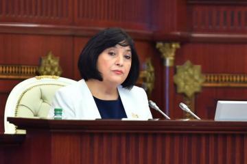 Валентина Матвиенко и Сахиба Гафарова встретятся в Москве 22 сентября