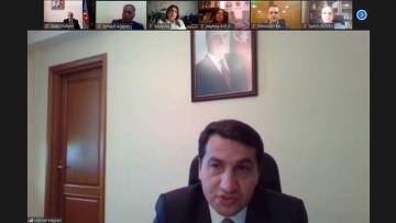 Помощник президента Азербайджана встретился с руководителями 96 НПО