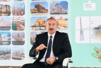 Ильхам Алиев: Я негативно расцениваю нынешнее состояние переговоров, считаю, что азербайджанский народ полностью согласен со мной