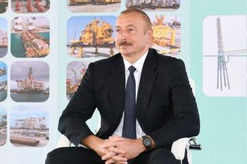 Ильхам Алиев: Я негативно расцениваю нынешнее состояние переговоров