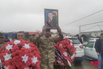 Похоронен военнослужащий Азербайджанской Армии - [color=red]ФОТО - ОБНОВЛЕНО[/color]