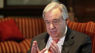 Генсек ООН отказался рассмотреть запрос США о санкциях против Ирана