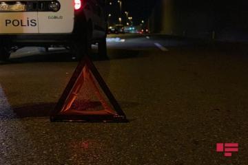 Tovuzda naməlum avtomobil piyadanı vuraraq öldürüb