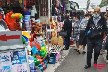 В Шеки открылся рынок, где было зафиксировано массовое заражение коронавирусом