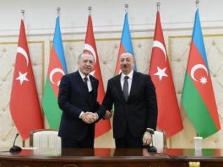 Türkiyə və Azərbaycan prezidentləri arasında telefon danışığı olub