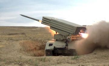 Azerbaijani MoD: Artillery units conduct live-fire exercises - [color=red]VIDEO[/color]