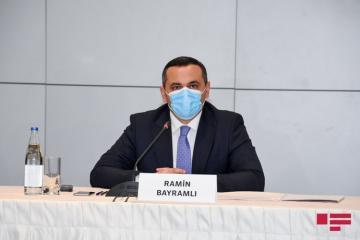 Рамин Байрамлы: Вакцинация будет добровольной